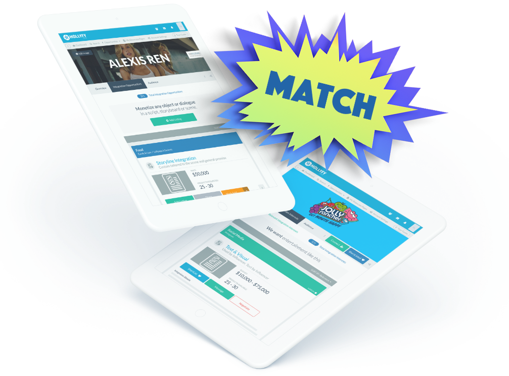 influencer match brand