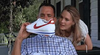 Nike Forrest Gump