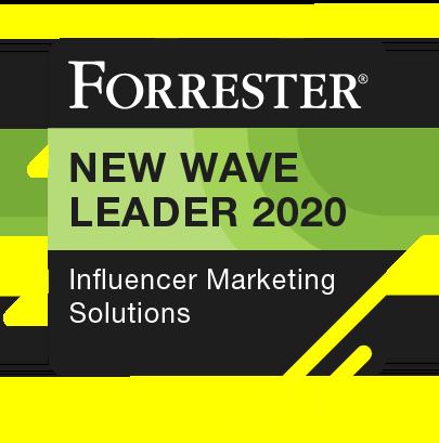 Forrester New Wave Leader